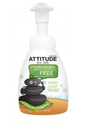 Jabón liquido para manos ecológico niños Attitude 295 ml eco