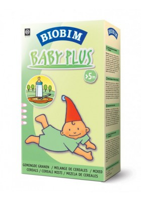 Papillas ecológicas Baby Biobim (5 meses) 200 g bio