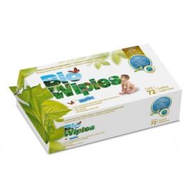 Toallitas Bio Baby Bio Wipies 72uds