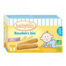 Galletas Babybio Denticion 8M+ 120gr