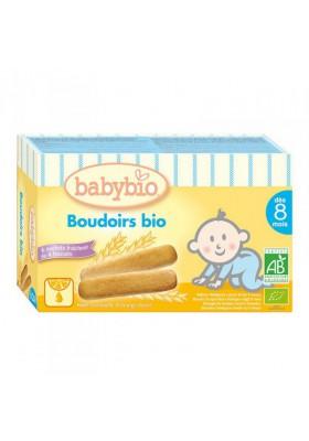 Galletas ecológicas para bebés Babybio Galletas Denticion 8M+ 120gr