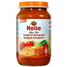 Potitos Holle Espaguetti Boloñesa 8M+ 220gr