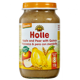 Potitos Holle Manzana Pera & Membrillo 8M+ 220gr
