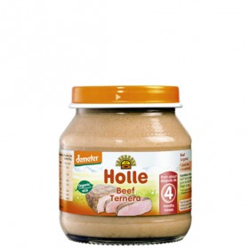 Potitos Holle 100% Ternera 4M+ 125gr
