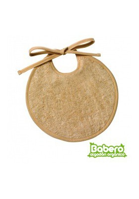 Babero algodón ecológico ICO BABY
