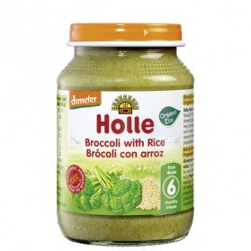 Potitos Holle Brocoli & Arroz 6M+ 190gr