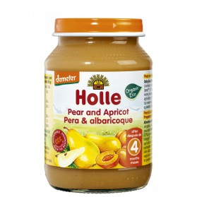Potitos Holle Pera & Albaricoque 6M+ 190gr