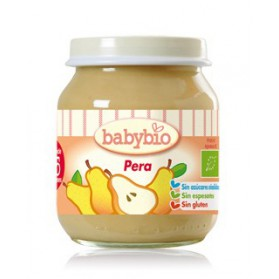 Potito Babybio Pera 5M+ 2x130gr