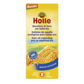 Galletas Ecológicas Holle 8M+ 150gr