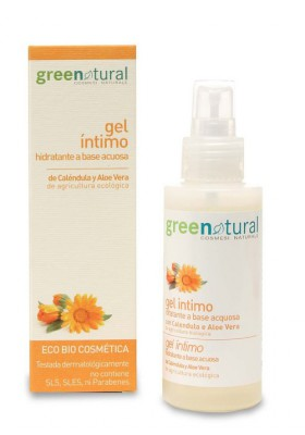 Gel lubricante ecológico intimo Green Natural 100ml