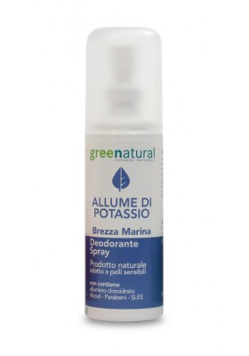 Desodorante Natural Brisa Marina Green Nature