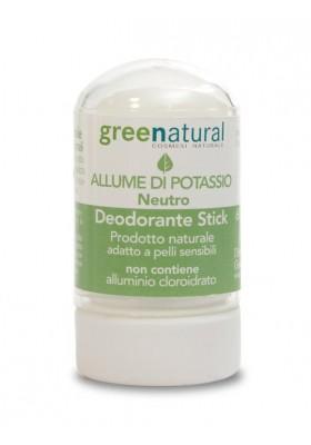 Desodorante Piedra de Alumbre GreenNatural