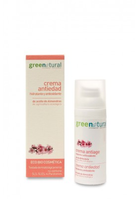 Crema Antiedad Ecológica Green Natural