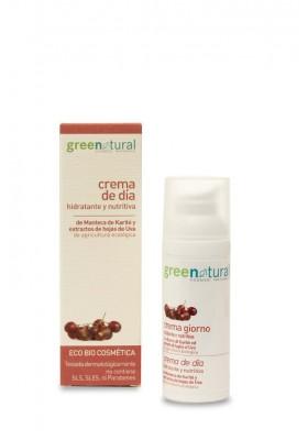 Crema de Día Antioxidante Ecológica GreenNatural