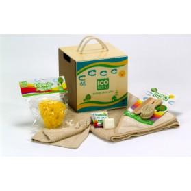 Canastilla ICO Baby Blue Box