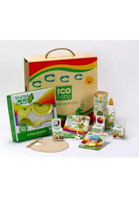 Canastilla ICO Baby Orange Box