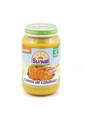 Potito Sunval Crema Calabaza 190gr 4m+