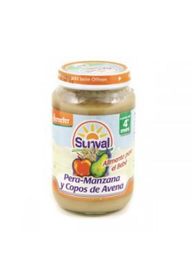 Potito Sunval Pera 190gr 4m+