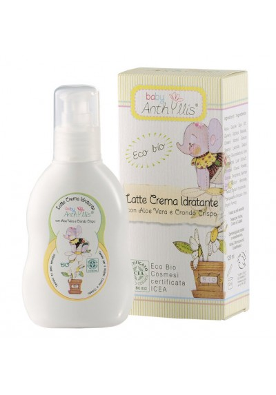 Crema Corporal Baby Anthyllis Aloe Vera 100ml
