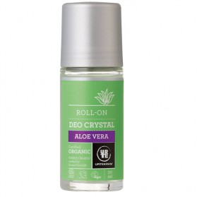 Desodorante Roll-On Aloe Vera Urtekram 50ml