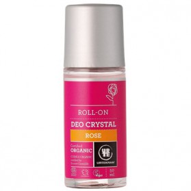 Desodorante Roll-On Rosas Urtekram 50ml