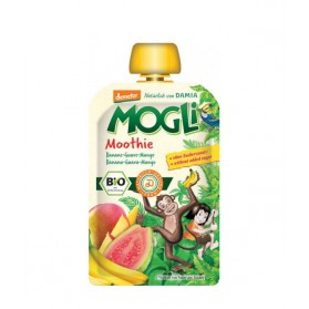 Smoothie Plátano & Guayaba & Mango Mogli 100gr +3A