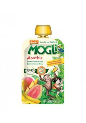 Smoothie Manzana & Plátano & Fresa Mogli 100gr