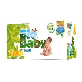 Pañales Bio Baby (5-8kg) 40uds
