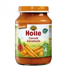 Potitos Holle Zanahoria 4M+ 190gr