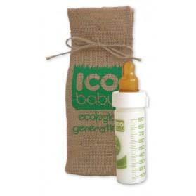 Biberón ICO Baby de cristal 90ml