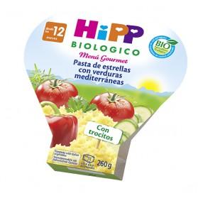 Potitos HIPP Pasta con Verduras 12M+ 260gr