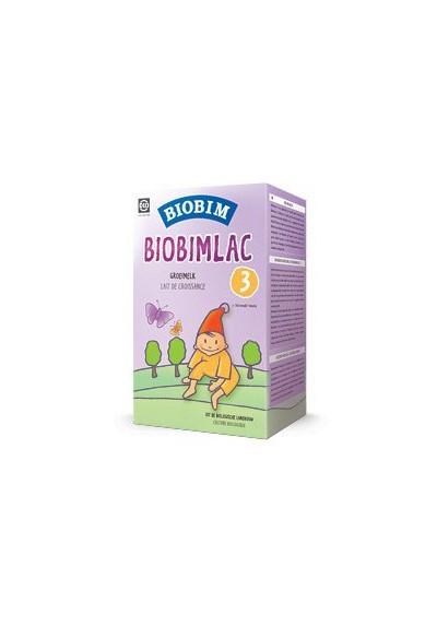Leche BiobimLac 3 Biobim 450gr +10M
