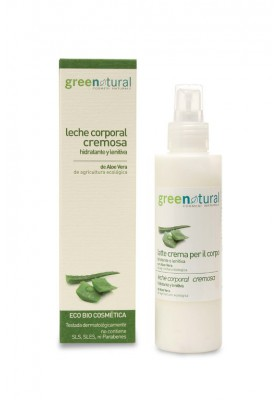 Leche Corporal Ecológica GreenNatural
