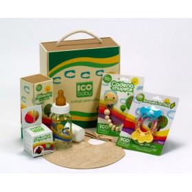 Canastilla ICO Baby Green Box