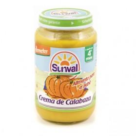 Potitos Sunval Crema Calabaza 190gr 4m+