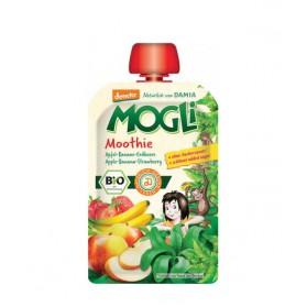 Smoothie Manzana & Plátano & Fresa Mogli 100gr +3A